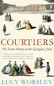 Courtiers PB cover