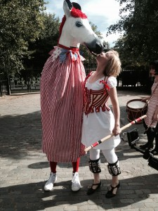 Betley the horse