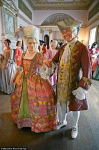 minuet dancing outfits